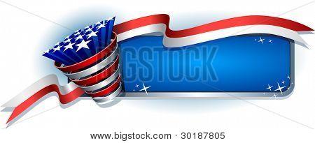 Banner patriótica