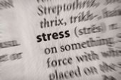 Dictionary Series - Psychology: Stress!