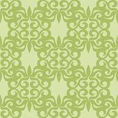 Seamless Abstract Pattern. Retro Asian Pattern, For Printing On Fabrics, Backgrounds, Prints.seamles poster