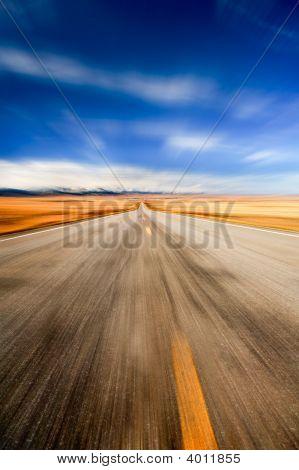 Flyin Through Montana