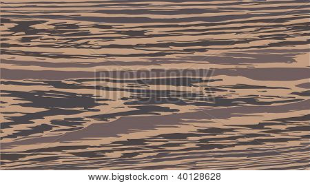 Vector texture of solid, striped, African wenge