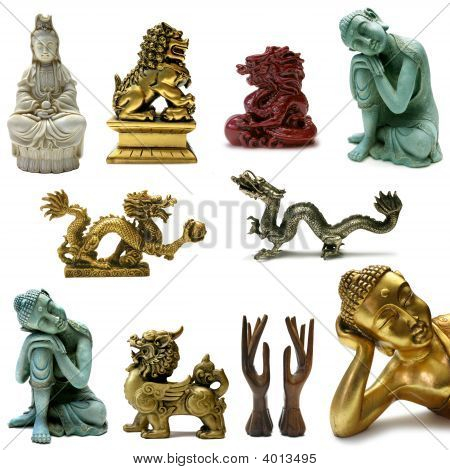 Feng Shui Object Sampler