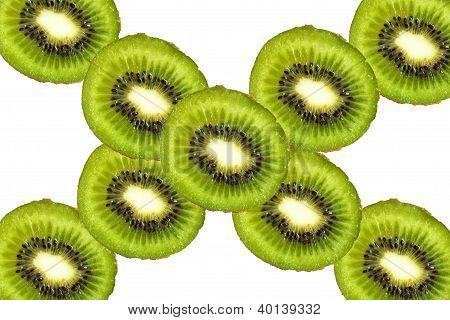 Cross From Fruit Kiwi