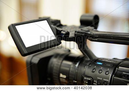Empty Screen Camera