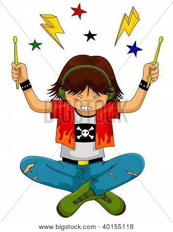 rocker teen