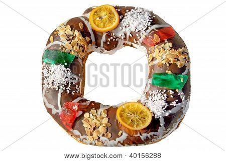 Roscon De Chocolate