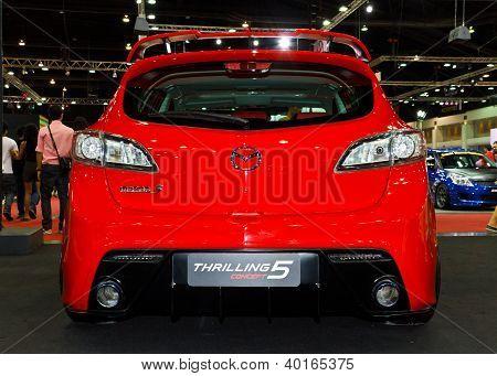 Mazda 3 Thrilling-5 Concept