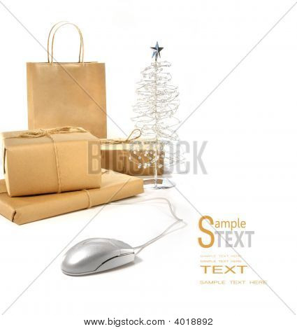 Holiday Shopping Done By The Click Of A Mouse