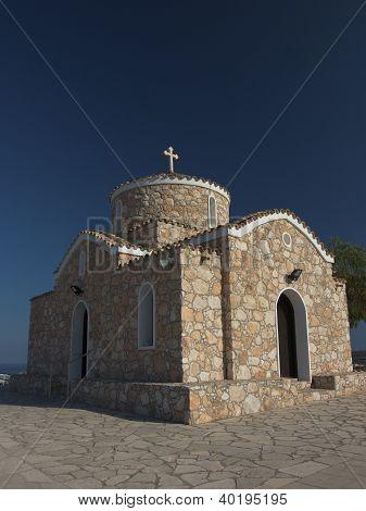 Profitis Ilias Kirche, Protaras, Zypern