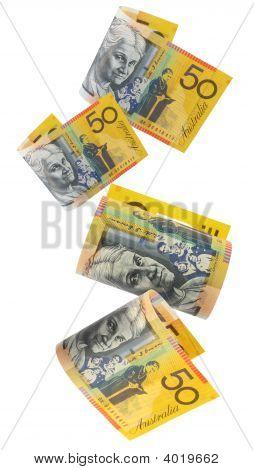 Aussie Money, Falling
