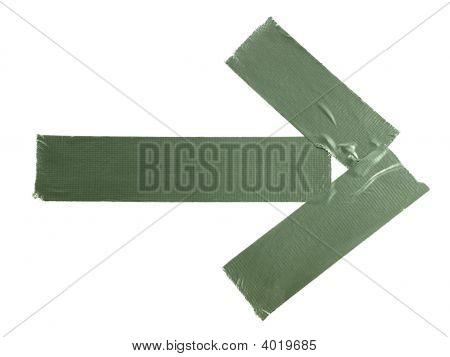 Duct Tape Arrow