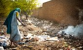 picture of groundwater  - Pollution and poverty  - JPG
