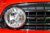 Mini Cooper Countryman's Headlight