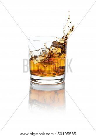 Splashing Scotch