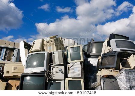 Modern Waste Of 80´s And 90´s