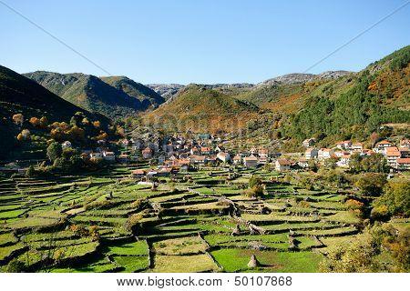 Old Mountain Town