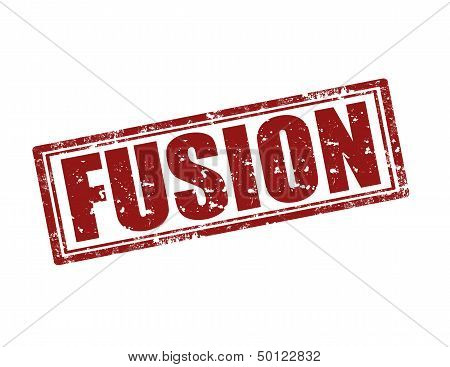Fusion-stamp