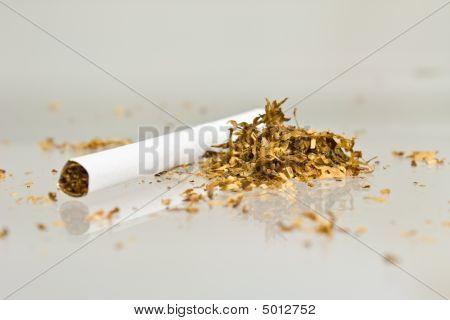 Cigarette And Tobacco