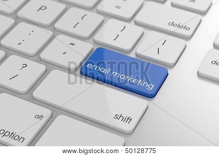 Email Marketing Button