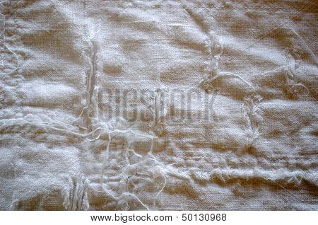 Linen Pant Fabric Thread Pattern Twist Background