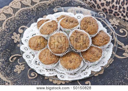Banana Crumb Topped Muffins