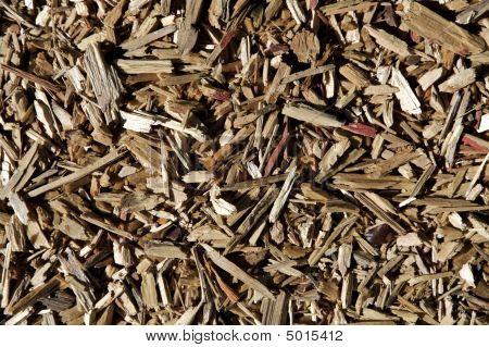 Textura de fundo de cavaco de madeira