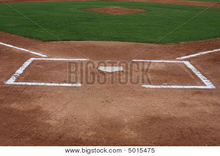 Béisbol Home Plate