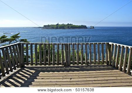 Lighthouse Island Viewpoint