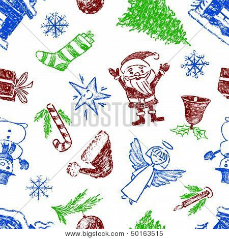 Pattern Of Christmas.eps