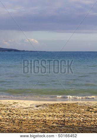 ocean landscape
