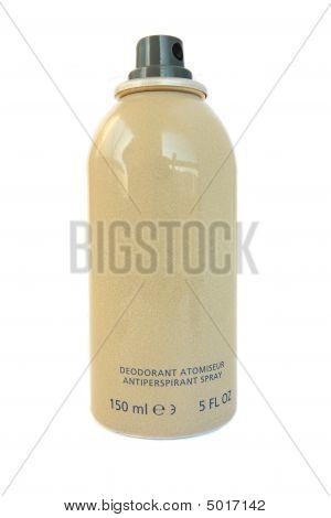 Deodorant Spraycan