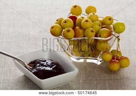 Wild Apples And Jam