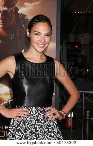 LOS ANGELES - AUG 28:  Gal Gadot at the