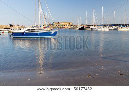 Lyme Regis Harbour Dorset
