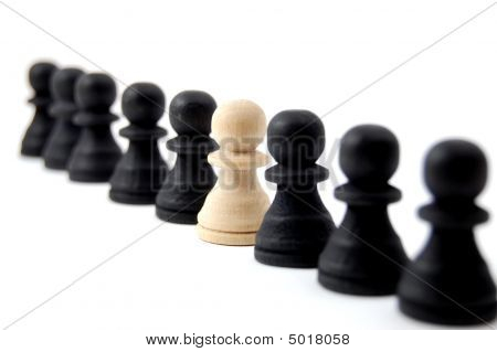 Individual Chess People