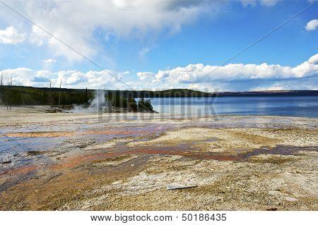 Yellowstone Basin Landscape