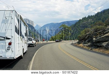 Visiting Yosemite Valley