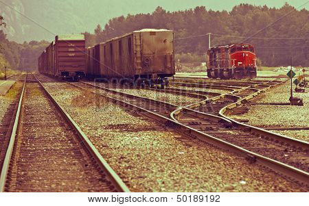 Canadian Railroads