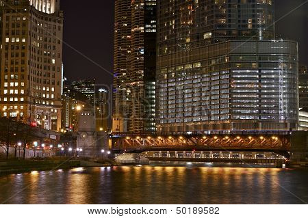 Illuminated Chicago