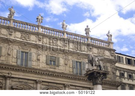 Ancient Architecture Building City  Day Europe European Evening Historic Historical Holiday Italy  O