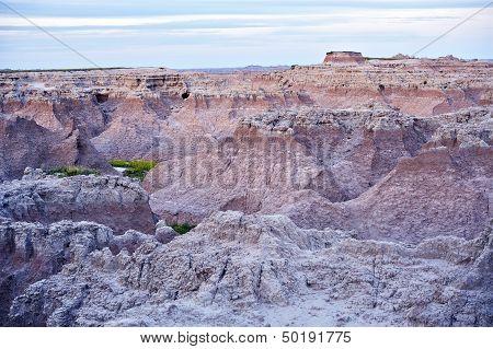 Badlands Natural Wonder