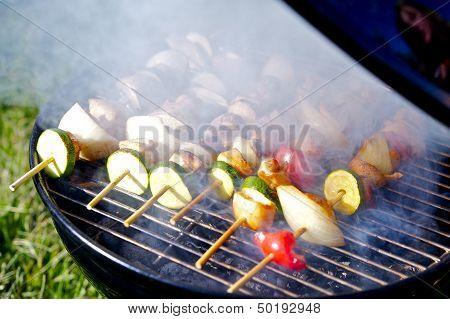 Chicken Shish Kabobs