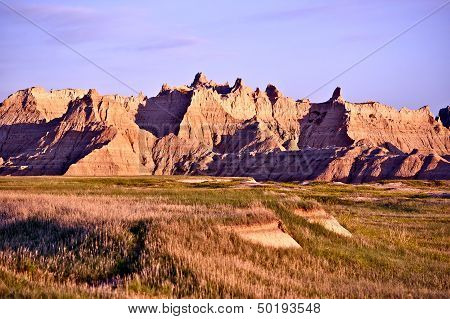 Scenic Badlands