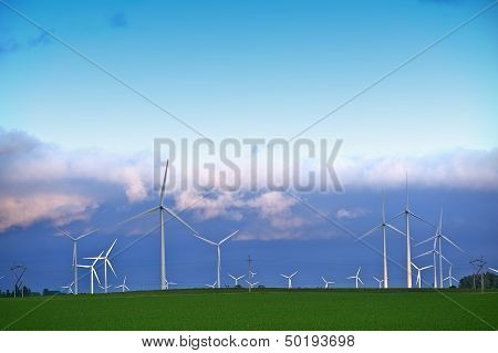 Alternative Energy Landscape