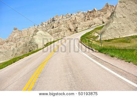 Badlands Loop Road