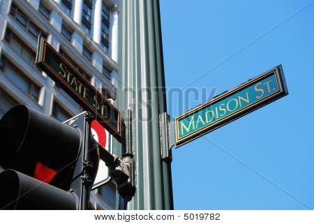 Chicago's Ground Zero State / Madison
