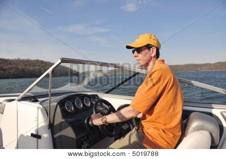 Speed Boating In Kentucky