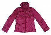 image of jupe  - claret jacket - JPG