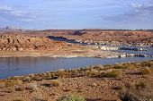 Lake Powell Reservoir