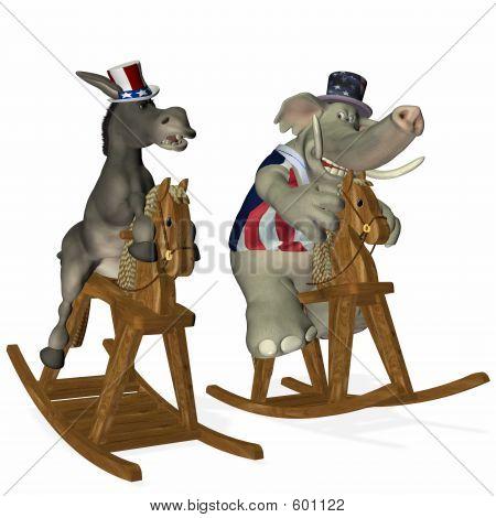Political Horse Race 1